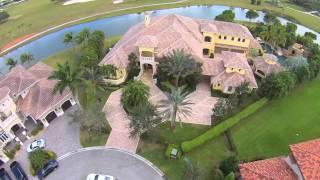 """getlinkyoutube.com-Yuneec Q500 Quadcopter x Audi R8 """"Follow Me"""" mode South Florida"""