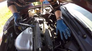 getlinkyoutube.com-How to Replace the Valve Cover Gasket on a Toyota Camry