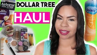getlinkyoutube.com-*EPIC* DOLLAR TREE HAUL | AWESOME PRODUCTS REVOLN, MAYBELLINE, DUREX | Sensational Finds