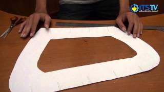 getlinkyoutube.com-Tutorial Pembuatan Meja Laptop dari Kardus Bekas