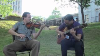 getlinkyoutube.com-Ben Powell & Denis Chang - Humoresque (Stephane Grappelli Tribute)