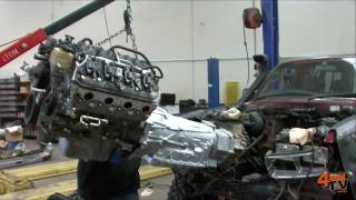 getlinkyoutube.com-Danny's LS2 V8 80 Series Conversion