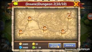 getlinkyoutube.com-Insane Dungeon 2-5 for F2P