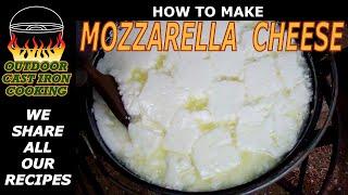 getlinkyoutube.com-How to Make Mozzarella Cheese