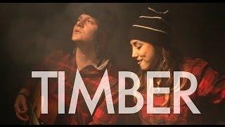 getlinkyoutube.com-Timber - Pitbull Ft. Kesha (Tyler Ward & Alex G Acoustic Cover) - Music Video