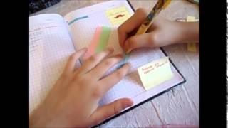 getlinkyoutube.com-Идейки и хитрости личного дневника :3