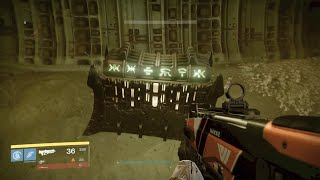 getlinkyoutube.com-Destiny - Dreadnaught Secret Chest Locations and Opening Them