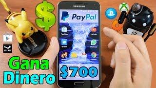 getlinkyoutube.com-Como Ganar Dinero con el Móvil / 700 Dolares por Mes / Android Quito
