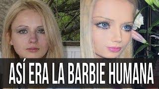 getlinkyoutube.com-IMPRESIONANTE! - Así Era Valeria Lukyanova Antes de Barbie Humana