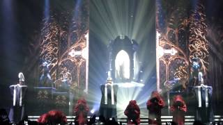 getlinkyoutube.com-1 - MADONNA Gregorian ChantsVirgin Mary - 2 Girl Gone Wild - MDNA TOUR LIVE HD DVD By AREK