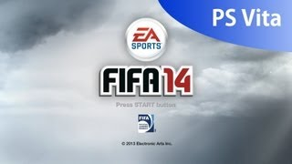 getlinkyoutube.com-FIFA 14 PS Vita - First look
