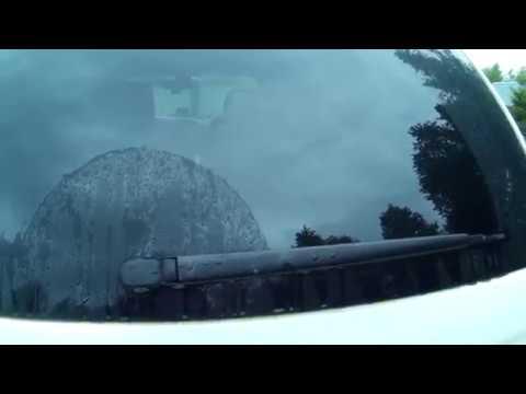 Dodge caravan V6 3 3L: установка заднего дворника от 'Лада Калина 1117»