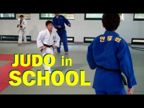 Korean Judo Excellence Starts HERE