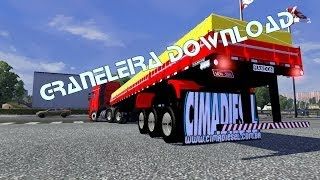 getlinkyoutube.com-CARRETA ETS2 DOWNLOAD, By BRUNO GARCIA;