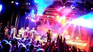 Luciano - Give praise (live @ Reggae Jam Festival Bersenbrück 2011)