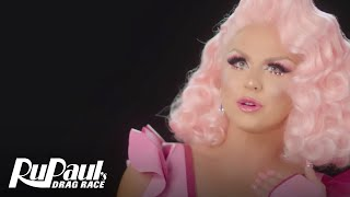 RuPaul's Drag Race Season 9 | My First in Time Drag | Logo