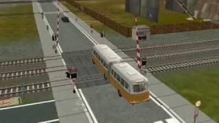 getlinkyoutube.com-Bus on Trainz 2004