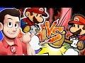 Paper Mario: Thousand Year Door VS Color Splash - AntDude