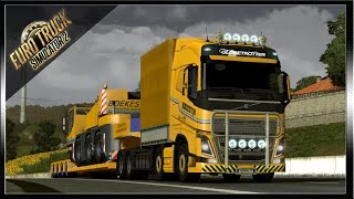 getlinkyoutube.com-PESOS PESADOS | Euro Truck Simulator 2 HD
