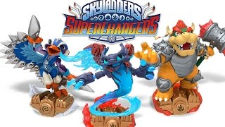 getlinkyoutube.com-All 40 Main Skylanders and Vehicles in Skylanders: SuperChargers
