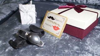 getlinkyoutube.com-DIY Convite dos padrinhos de Casamento !  lindo e barato!!