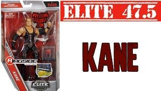 getlinkyoutube.com-WWE FIGURE INSIDER:  Kane - WWE Elite Series 47.5 WWE Toy Wrestling Action Figure