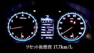 getlinkyoutube.com-納車1年後 燃費 TOYOTA トヨタ 新型ハリアー HARRIER  ガソリン