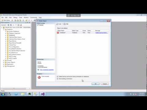 Introduction to Visual Studio 2012 SQL Server Data Tools