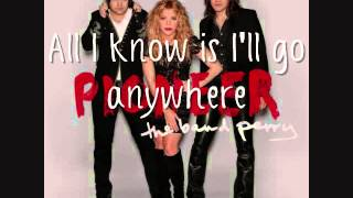 The Band Perry - Pioneer [Lyrics On Screen]