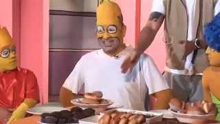 getlinkyoutube.com-Dramaturgia Pânico Os Simpsons 04/09/2011