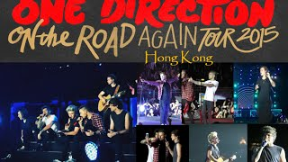 getlinkyoutube.com-One Direction - On The Road Again Tour - Hong Kong - FULL Concert