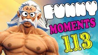 Dota 2 Funny Moments 113