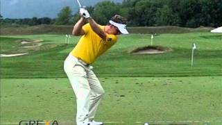 getlinkyoutube.com-Luke Donald - slow motion golf swing
