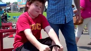 getlinkyoutube.com-Kids Pedal Tractor Pull - Washington Cherry Festival