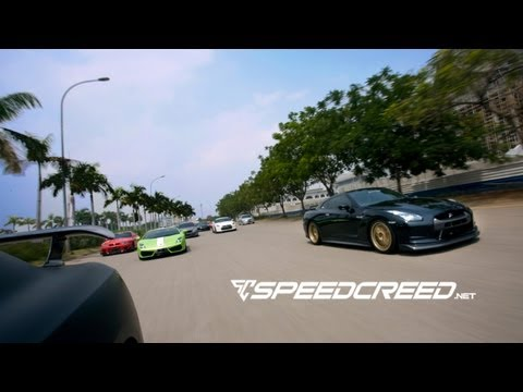 Speed Creed: Lebaran Run | First Official Video (Jakarta, Indonesia)