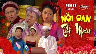 getlinkyoutube.com-Hài Kịch Nỗi Oan Thị Mầu - Hoài Linh, Chí Tài, Kiều Oanh, Lê Tín, Uyên Chi, Kiều Linh (PBN 85)