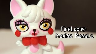 getlinkyoutube.com-Timelapse: Sculpting and Painting Mangle (LPS Custom)