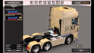 getlinkyoutube.com-[ETS2]Euro Truck Simulator 2 DAF XF 95 V2