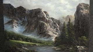 getlinkyoutube.com-Paint with Kevin Hill - The Mountain River