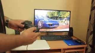 getlinkyoutube.com-Use PS3 controller on your PC (Without Motion Joy)
