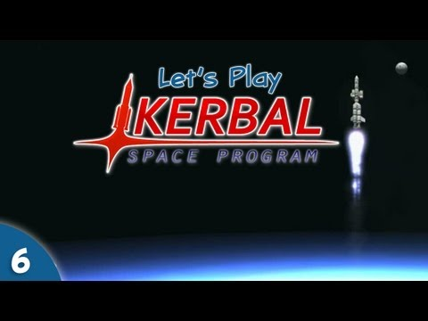 Let's Play Kerbal Space Program #06 - Orbital Experiments