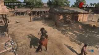 getlinkyoutube.com-Domando Cavalos em Red Dead Redemption (PT-BR)