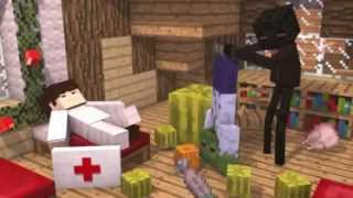 getlinkyoutube.com-Top 10 Minecraft animations 2013