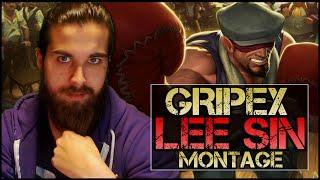 getlinkyoutube.com-Gripex Lee Sin Montage #2 - Best Lee Sin Plays