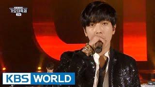 getlinkyoutube.com-CNBLUE - Cinderella [2015 KBS Song Festival / 2016.01.23]