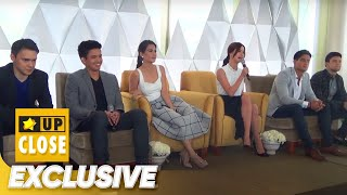 getlinkyoutube.com-Two Wives Finale Press Conference: Who's 'The One' for Janine, Yvonne