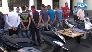 getlinkyoutube.com-تفكيك شبكات متخصصة في السرقة بالشارع العام بالدار البيضاء ولاية الأمن