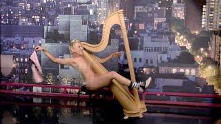 getlinkyoutube.com-Ellen Strips for Letterman