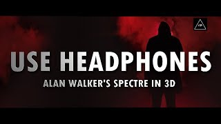 3d audio (Bass Boosted) | Alan Walker's - The Spectre in 3d Sound | Lazy Boys Productions width=