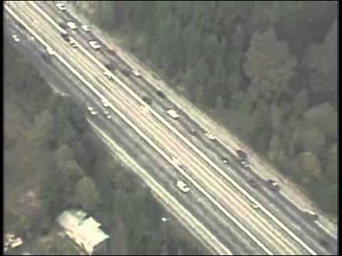 OCT 14 2005 SEATTLE'S  INSANE POLICE CHASE